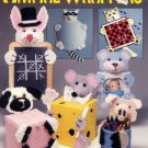 Plastic Canvas Animal Wrappers Patterns - The Needlecraft Shop 89PA2
