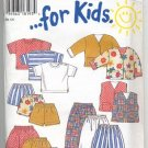 New Look ... for Kids Pattern 6398 Size 2 - 7 Uncut