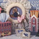 Plastic Canvas Calendar 1990 - The Needlecraft Shop CP90