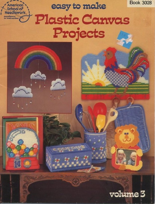 easy to make plastic canvas projects volume 3
