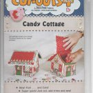 Patch Press Cut-outs Plus Fabric Candy Cottage No 605F