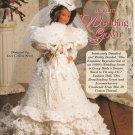 Megan's Wedding Gown Dress Crochet Pattern - The Needlecraft Shop 962502