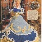 Suzette's Paris Ball Gown Dress Crochet Pattern - The Needlecraft Shop 962507