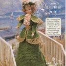Corrine's Sporting Suit Crochet Pattern - The Needlecraft Shop 962513
