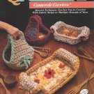 Quick & Easy with a Q Hook Casserole Carriers - Annie's Attic 652A