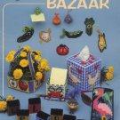 Plastic Canvas Bazaar American School of Needlework 3045