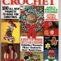 Christmas Crochet  Magazine 1988 - 100 Projects