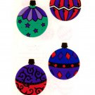 Mrs Grossman's Christmas Ornaments Sticker #23D