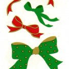 Mrs Grossman's Christmas Bows Sticker #23P