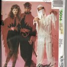 Adults Devil and Mummy Costumes Pattern McCall's 5014 Size Med (36, 38) Uncut