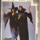 Adults Grand Illusions Witch or Wizard Costumes Pattern McCall's 5021 Size Med (36, 38) Uncut