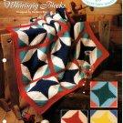 Whirligig Blocks Afghans Pattern - Afghan Collectors Series - The Needlecraft Shop 932024