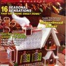 Plastic Canvas! Magazine - November/December 1991 - No 17