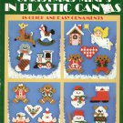 Christmas Mini's in Plastic Canvas - Leisure Arts Leaflet 1059