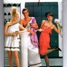 Butterick 4199 Flapper and  Misses & Mens Toga Costumes Pattern - Uncut - XS - L