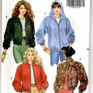 Butterick 5652 Misses Jacket Pattern - Size (6, 8, 10) - Uncut