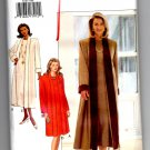 Butterick 3160 Misses'/Misses' Petite Coat & Dress Pattern - Size 8-10-12 - Uncut