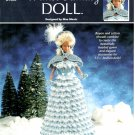 Winter Fantasy Doll Crochet Pattern - Annie's Attic 871751