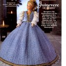Guinevere of Geneva Crochet Pattern - The Needlecraft Shop 972508 - Ladies of Fashion