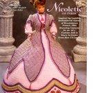 Nicolette of Paris Crochet Pattern - The Needlecraft Shop 972502 - Ladies of Fashion