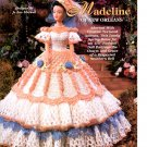 Madeline of New Orleans Crochet Pattern - The Needlecraft Shop 972507 - Ladies of Fashion