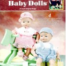 Crochet Twin Baby Dolls Outfit Patterns - Annie's Attic 872017