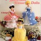 Thread Crochet Bathroom tissue Dolls Patterns - American School of Needlework Crochet Book 1133