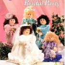 Crochet Bottle Ladies Bridal Party Patterns - American School of Needlework  1178