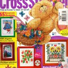 CrossStitcher UK Magazine February 2005
