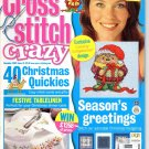 CrossStitch Crazy UK Magazine December 2002, Issue 41