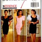 Butterick Essence Collection 5217 Misses' Petite Dress Pattern Size 6-8-10-12 Uncut