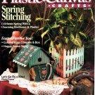 Plastic Canvas Crafts Magazine - April 1997 - Vol 5 No 2