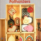 Crocheted Potholders - Leisure Arts Leaflet 281