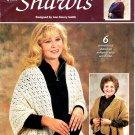 Annie's Attic Knit Shawls Pattern Book - 872591