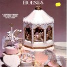 Plastic Canvas Carousels & Rocking Horses - Peach Publications SP-18