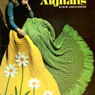 Afghans to Knit and Crochet - Leisure Arts Leaflet 12