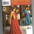 Simplicity Misses' Medieval Costume Collection Pattern 8725 Size D 4 6 8 Uncut