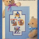 Bears To Count On - Cross Stitch Alphabet Book - Leap Year Design Works