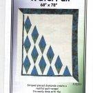 "WaterFall Erin Underwood Quilt Pattern 68"" x 78""  EUQ203"
