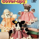 Crochet Critter Cover-ups Pattern Book Annie's Attic 87C75