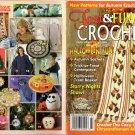 Fast & Fun Crochet Magazine, Autumn 2002 Volume 22 Number 3