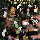 Plastic Canvas Teeny Christmas Ornaments Patterns American School of Needlework 3160