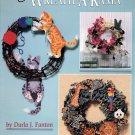 Plastic Canvas Wreath-A-Rama - American School of Needlecraft 3153