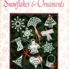 Crochet Snowflakes & Ornaments Patterns Pat Depke Books PD-4056