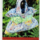 Seamstress Designs The Gumbo Glam Bag Pattern #101 - Uncut