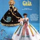 Crochet Fashion Doll Mardi Gras Gala Patterns - The Needlecraft Shop 981034