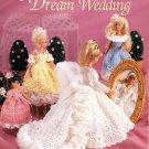 Crochet Fashion Doll Dream Wedding Patterns American School of Needlework 1206
