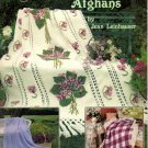 Victorian Afghans - American School of Needlework 1060