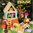 Plastic Canvas Troll House Book American School of Needlework No. 3115