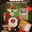 Ziggy Designs In Plastic Canvas Book 2006 Paragon Needlecraft